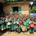 The Water Project: DEC Mathen Primary School -  Students