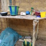 The Water Project: DEC Mathem Primary School -  Community Dish Rack