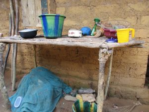 The Water Project:  Community Dish Rack