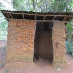 The Water Project: DEC Mathen Primary School -  Community Latrine