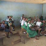 The Water Project: DEC Mathen Primary School -  Inside Classroom