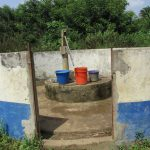 The Water Project: DEC Mathen Primary School -  Main Water Source
