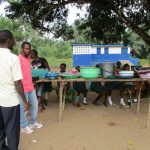 The Water Project: DEC Mathen Primary School -  School Canteen
