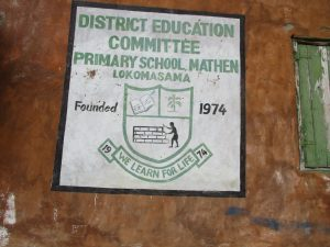 The Water Project:  School Logo