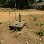 The Water Project: Upper Komrabai Community, 16 Wharf Road -  Abandoned Well