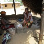 The Water Project: Upper Komrabai Community, 16 Wharf Road -  Food Prep Work
