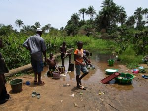 The Water Project:  Kids Play At Water Source