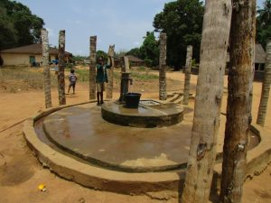 The Water Project:  Well In Need Of Repair
