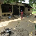 The Water Project: Upper Komrabai Community, 16 Wharf Road -  Household Compound