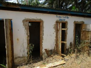 The Water Project:  Abandoned Latrines