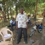 The Water Project: DEC Komrabai Primary School -  Mr Abdul K Kamara