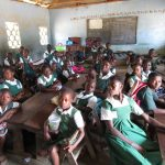 The Water Project: DEC Komrabai Primary School -  Students In Class