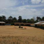 The Water Project: DEC Komrabai Primary School -  School Entrance