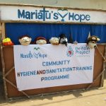 The Water Project: Kasongha Community, 3A Nahim Drive -  Puppets For Training Play