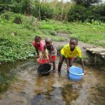 The Water Project: Royema MCA School and Community -  Alternate Water Source