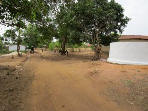 The Water Project:  Entrance Of The School
