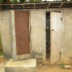 The Water Project: Royema MCA School and Community -  Latrine