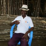 The Water Project: Tintafor Community, Shyllon Street -  Adikalie Kosboy