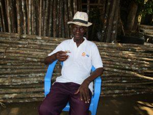 The Water Project:  Adikalie Kosboy