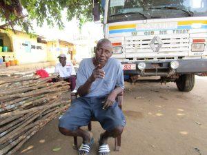 The Water Project:  Ishmael Kamara