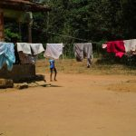 The Water Project: Mondor Community -  Clothesline