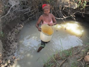 The Water Project:  Lifting Water To Carry Home