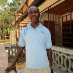 The Water Project: Mondor Community -  Mr Foday M Kamara