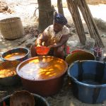 The Water Project: Mondor Community -  Woman At Work
