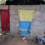 The Water Project: Pewullay Primary School -  Community Latrine