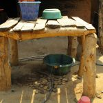 The Water Project: Pewullay Primary School -  Dish Drying Rack