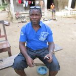 The Water Project: Pewullay Primary School -  Mr James S Thullah