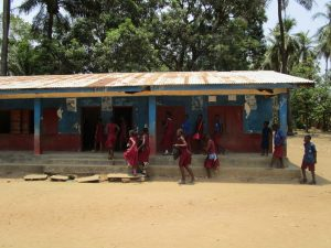 The Water Project:  Students In School Grounds