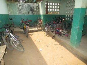 The Water Project:  Student Bicycles