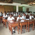 The Water Project: United Brethren Academy Secondary School -  Students In Class