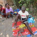 The Water Project: Moniya Community -  Family At Home