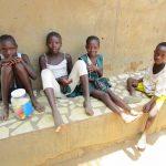 The Water Project: Moniya Community -  Kids Hanging Around