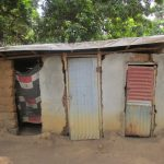 The Water Project: Modia Community, 63 Spur Road -  Latrine