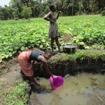 The Water Project: Moniya Community -  Open Water Source