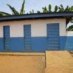 The Water Project: Kamasando DEC Primary School -  School Latrine