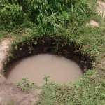 The Water Project: Kyamudikya Community -  Borehole Cachment