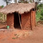 The Water Project: Hamis Water Source Pakanyi Community -  Latrine