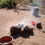 The Water Project: Alimugonza Community A -  Cooking Area
