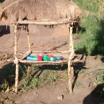 The Water Project: Nyakarongo Community -  Dish Drying Rack
