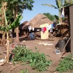 The Water Project: Alimugonza Community B -  Homestead