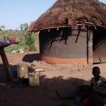 The Water Project: Alimugonza Pabidi Community -  Homestead