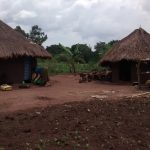 The Water Project: Kyamudikya Community A -  Homestead