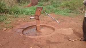 The Water Project:  Broken Pump