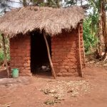 The Water Project: Pakanyi Gwoki Community -  Latrine