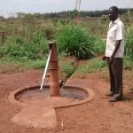 The Water Project: Pakanyi Gwoki Community -  Well For Rehab