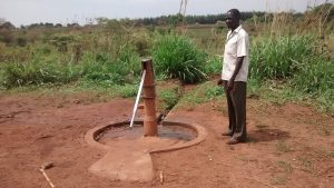 The Water Project:  Well For Rehab